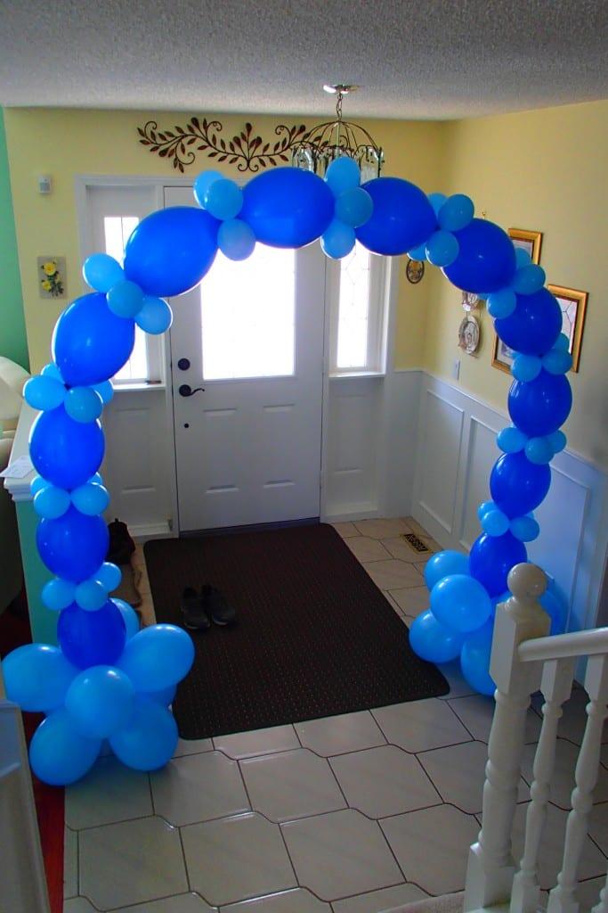Balloon Arch Trixtan Entertainment Inc