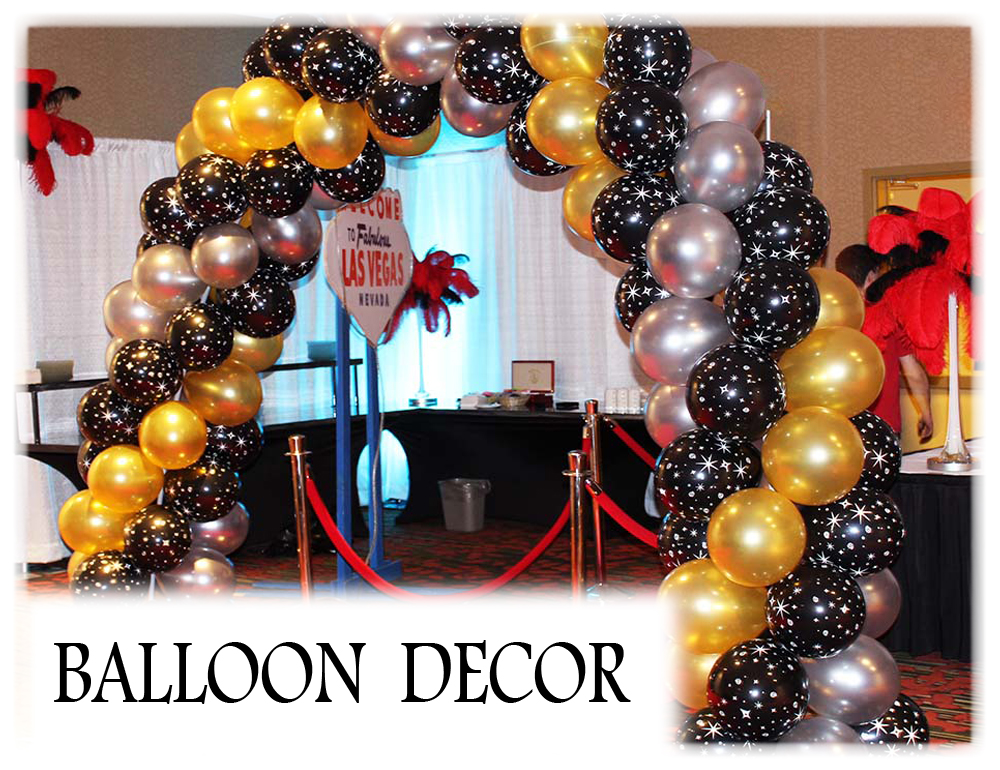 Event Balloon Decor