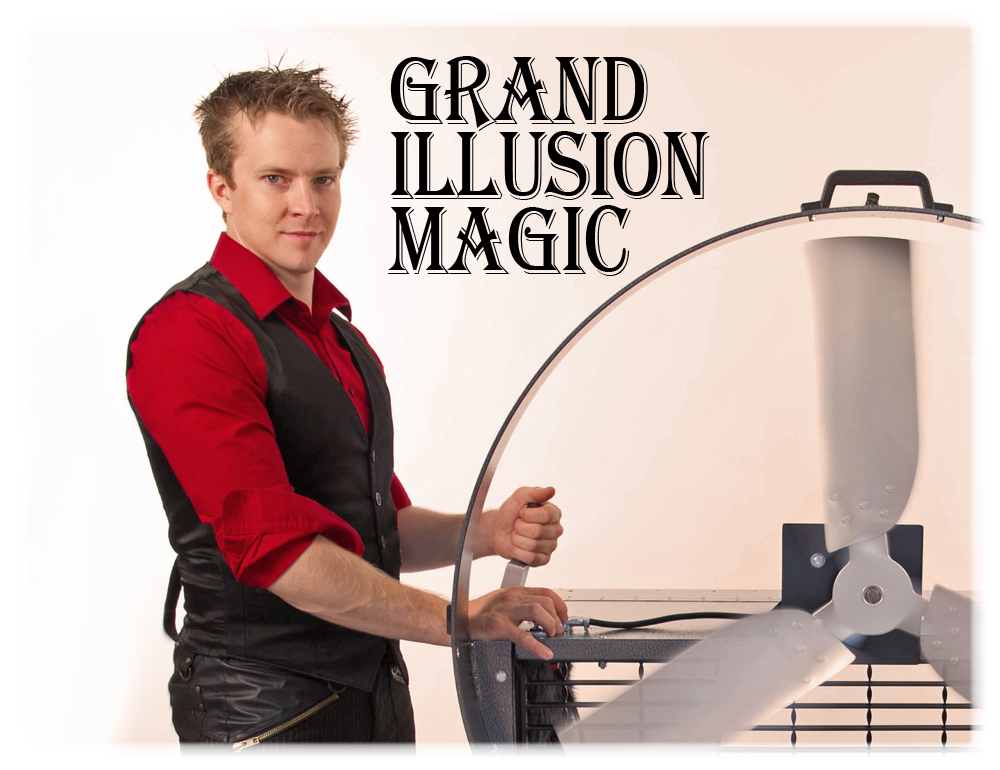 Grand Illusion Magic Show