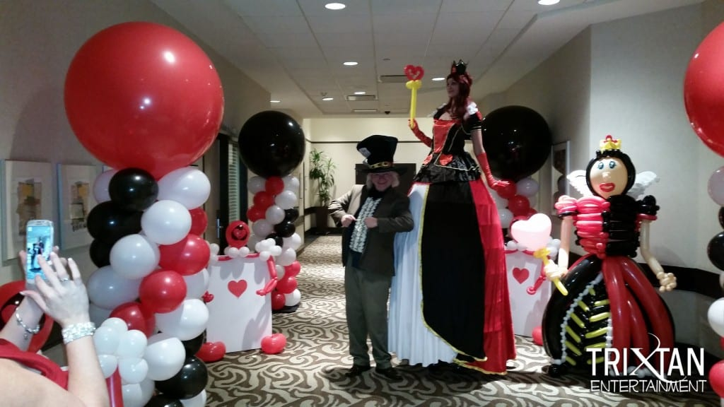 Balloon Decor Trixtan Entertainment Inc