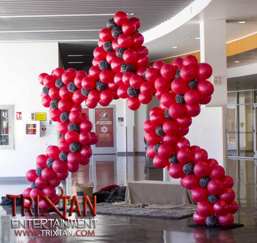 Balloon Decor Calgary Edmonton Alberta Saskatchewan