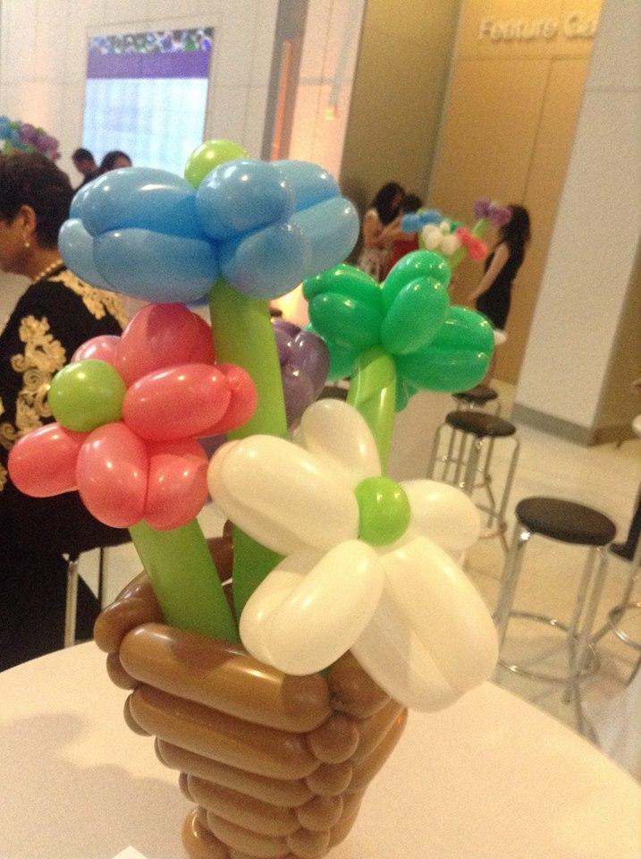 Balloon Decor for the Children\'s Hospital