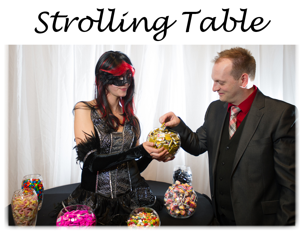 Strolling Table