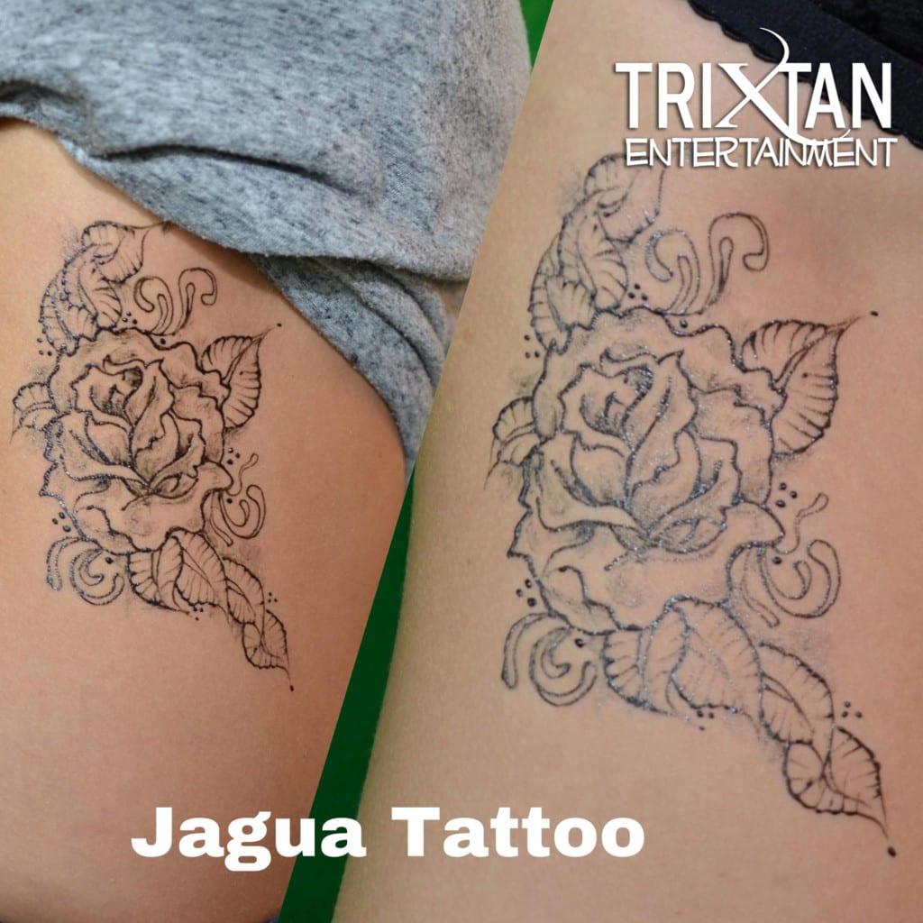 Jagua Tattoo: Henna And Jagua Temporary Tattoos