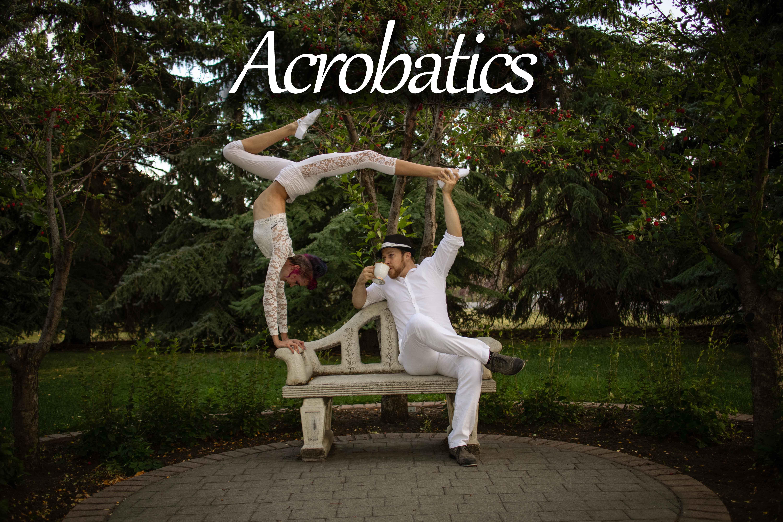Acrobatics, Tea, Circus, Garden